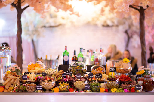 Wedding venue, wedding food, wedding catering, W Event Boutique, Vaughan Wedding Venue, Toronto Wedding Venue, GTA Weddings